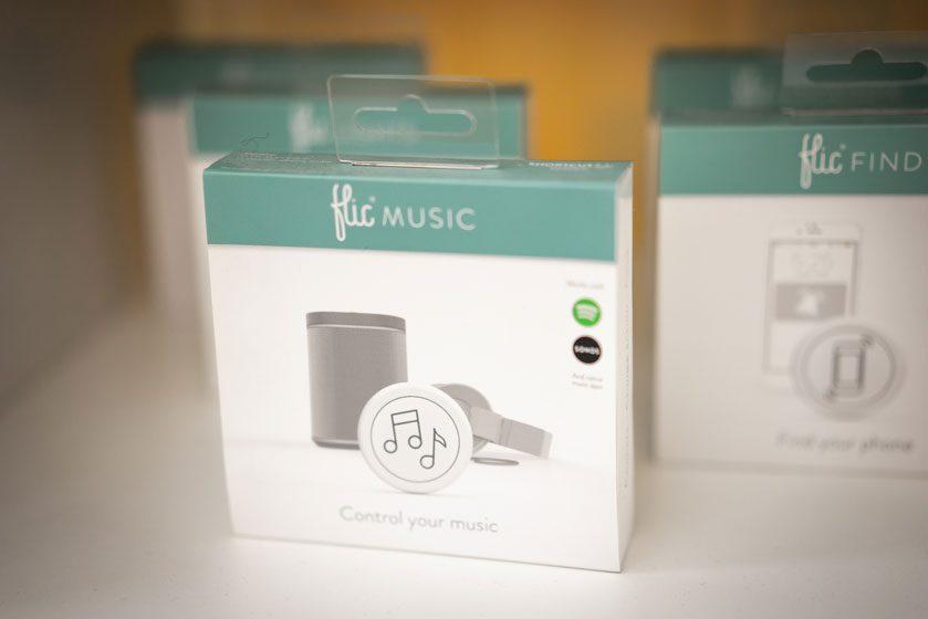 Flic packaging