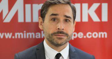 Mimaki Europe annonce la nomination de son nouveau Directeur de Filiale France & image