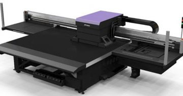 Mimaki optimise sa gamme d'imprimantes jet d'encre à plat LED-UV à travers image